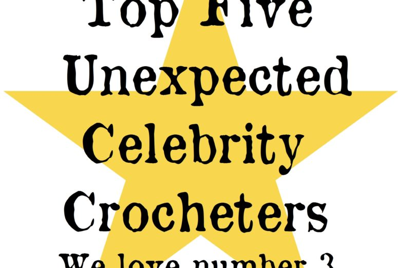 famous people who crochet