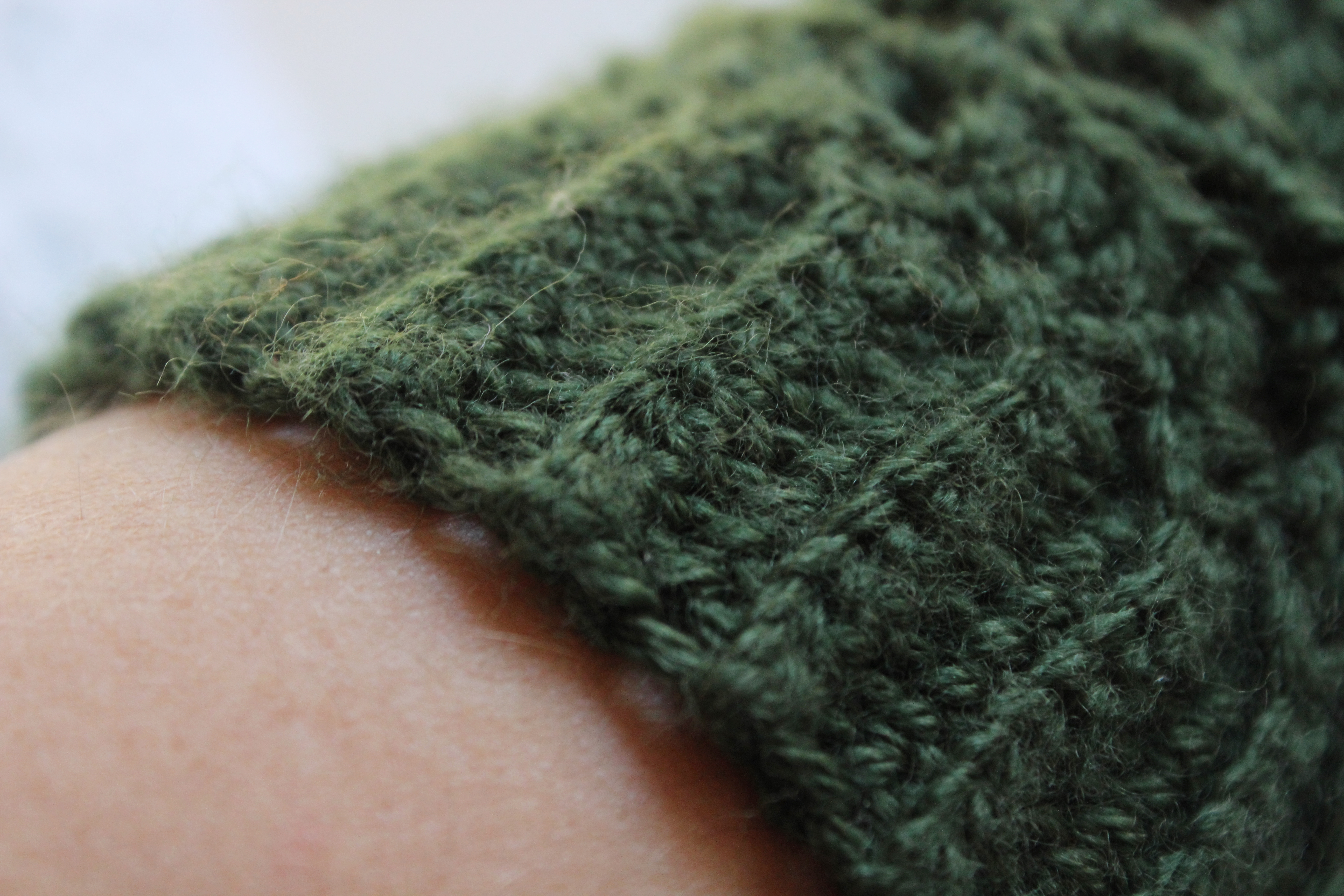 ribbed edge crochet tutorial