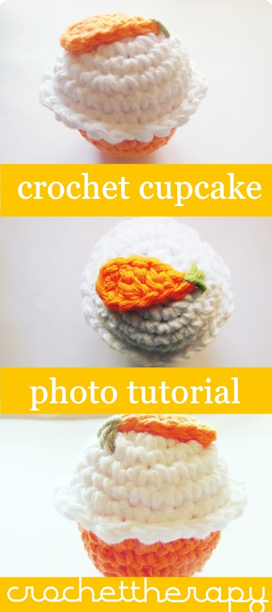 crochet food photo tutorial