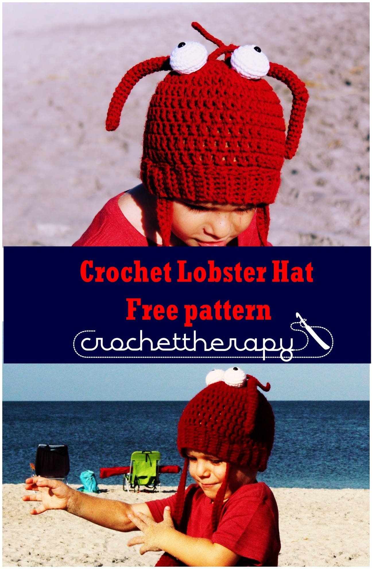 free animal hat crochet pattern
