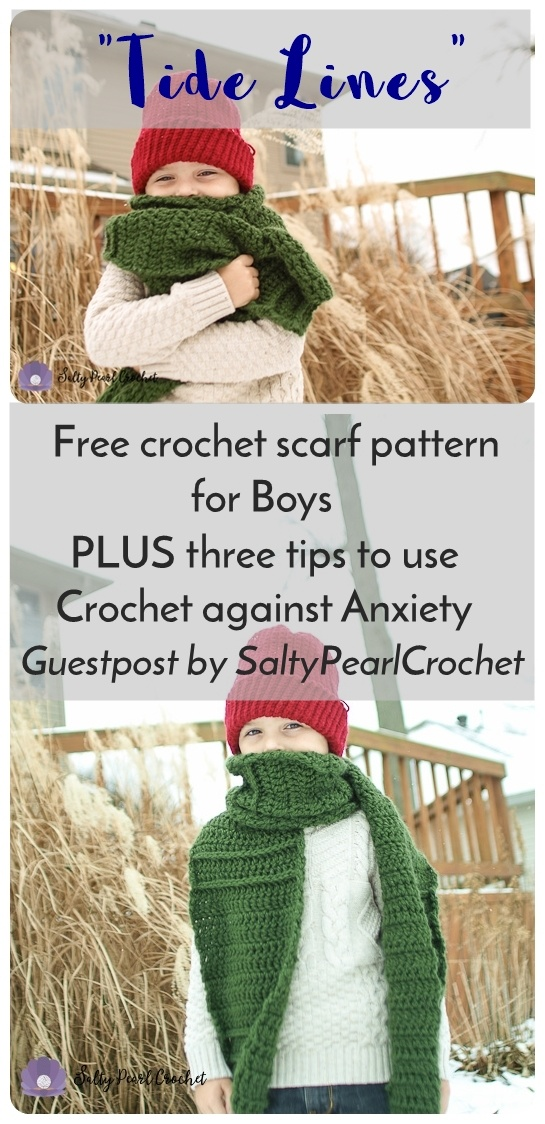 crochet against anxiety free pattern